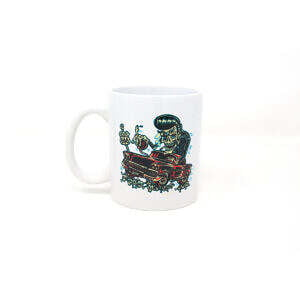 Hepkatz El Bitcho Limited Edition Mug Side A