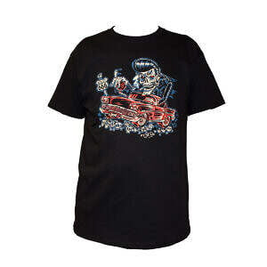 Hepkatz EL Bitcho Mens Black T Shirt Featured